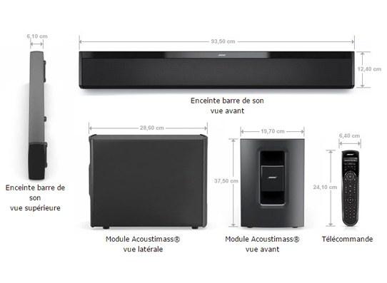 d tails cinemate 130 expert multim dia. Black Bedroom Furniture Sets. Home Design Ideas